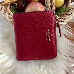 Kate spade I zip bifold Jackson wallet